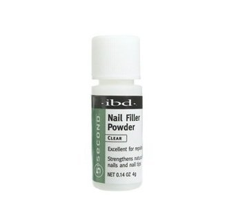 ibd 5 Second Nail Filler Powder - 12 Pack Display (5 Second Powder Filler Ibd)