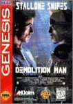 Demolition Man by Acclaim
