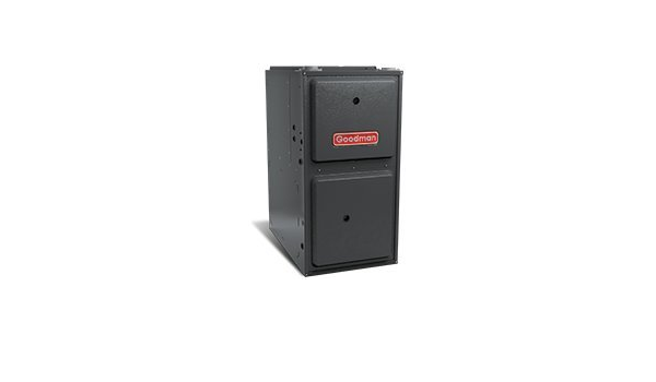 Amazon Com Goodman 96 Afue 80 000 Btu Upflow Horizontal Single Stage Gas Furnace Home Kitchen