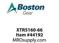 BOSTON 56634 XTR5160-66 EXT RET. RING 5160-66,(Pack of 4)