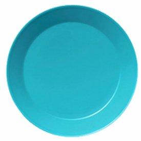 Iittala Teema 6-3/4-Inch Bread and Butter Plate, Turquoise
