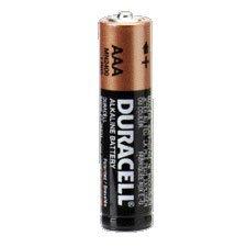 Duracell U.S.A. Alkaline Battery, AAA, 48/PK DURMN2400