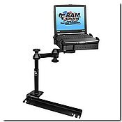 RAM MOUNTING SYSTEMS RAM Mount No-Drill Laptop Mount f/Ford Transit Connect, Dodge Grand Caravan, Chrysler Town & Country / RAM-VB-175-SW1 / by RAM MOUNTS