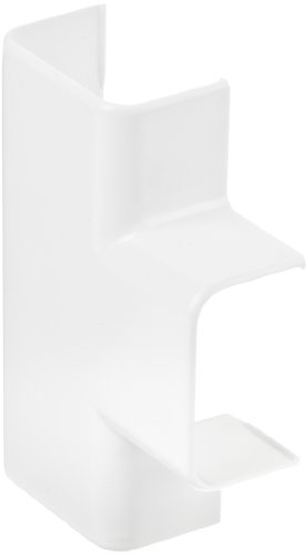 Panduit TF10WH-X Tee Fitting for LD10 Raceway, ABS, White