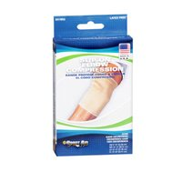 Sport Aid Slip-On Elbow Compression, Small Each by Scott Specialties (Pack of 2)