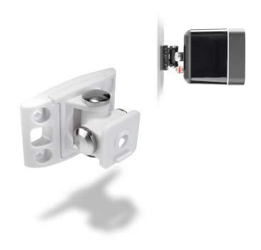 Cambridge Audio Minx 400M Speaker Wall Brackets (Pack of 2) – White