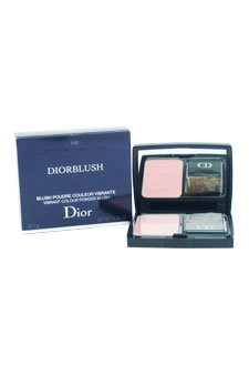 Christian Dior Blush Vibrant Color Powder Lucky Pink for Women, 0.24 - Christian Pink Dior