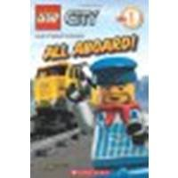 LEGO City: All Aboard! by Scholastic, Sander, Sonia [Scholastic Inc., 2010] Paperback (Lego City All Aboard)