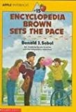 Encyclopedia Brown Sets The Pace Publisher: Scholastic Paperbacks