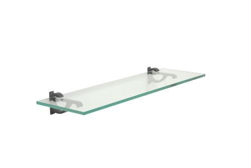 12 inch floating glass shelves - 7