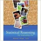 Book Statistical Reasoning for Everyday Life 3th (third) edition