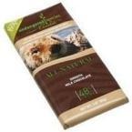 Dark Milk Chocolate Bar - Endangered Species Chocolate Smooth Milk Chocolate Bar, 3 Ounce -- 12 per case.