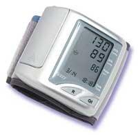 (Precision Automatic Digital Wrist blood pressure monitor)