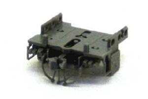 【トミックス】密自連形TNカプラー (機器2個付・グレー)(JC69)TOMIX 鉄道模型 Nゲージの商品画像