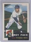 (Roy Face JSA Certified Auto AUTHENTICATED AUTHENTIC Pittsburgh Pirates (Baseball Card) 1991 Topps Archives The Ultimate 1953 Set #246)