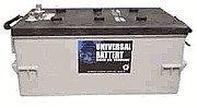 Universal Battery UB-8D Gel (12V, 250AH) Gel ()