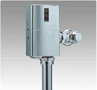 Toto TET1GNP-32 EcoPower Toilet Flushometer Valve Complete Setup, Brushed Nickel