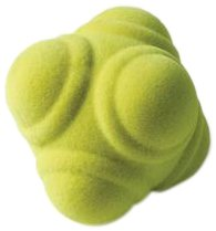 Tandem Sport Reaction Ball, Yellow, Small