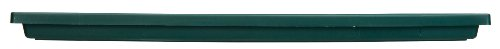 Akro-Mils SVN24000B91 Tray for Venetian Flower Box, Evergreen, 24-Inch (Planter Fluted Square)