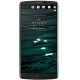 LG V10 H960A 32GB 4G LTE Hexa-Core Android Unlocked GSM Smartphone with 16MP Camera (Black) - International Version No Warranty