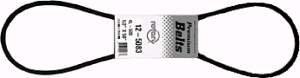 """3/8"""" X 33"""" Premium Rotary Belt #5016 to Replace"""