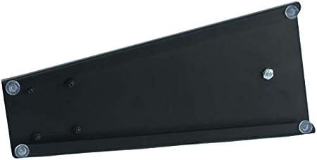 JAMONERO Negro Plegable FC + Set Negro Soporte JAMONERO Plegable Tipo C con Cuchillo JAMONERO CHAIRA Y Cubre Jamon DE Regalo para JAMONES PALETAS Y PALETILLAS (Set Negro)