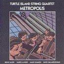 Metropolis by Turtle Island String Quartet (1992-06-04) ()