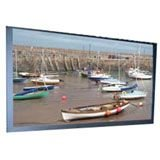 HiDef Grey: Onyx - Medium to Large Permanently Tensioned Projection Screen Size: HDTV - 161