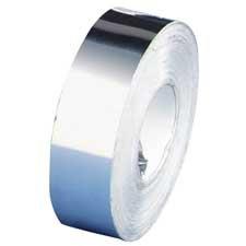 DYM35800 - Aluminum Tape with Adhesive, 1/2x12 Size, Aluminum