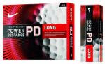 Nike Precision PD Power Long Golf Balls - 1 box - 12 golfballs