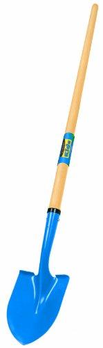Truper 31339 Kids Garden Tools Round Point Shovel