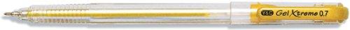 Gel Xtreme Metallic Pens Open Stock-Metallic Gold