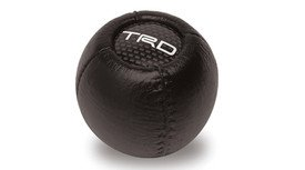 Toyota Celica Trd (Genuine Toyota Accessories PTR04-00000-06 TRD Leather Shift Knob)