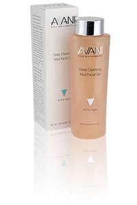AVANI Deep Cleansing Mud Facial Gel, 7.5 fl. oz.