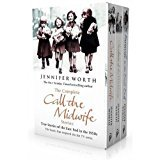 The Complete Call the Midwife Stories: Collection 3 Books Set Call the Midwife, Shadows of the Workhouse, Farewell to the East End