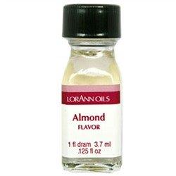 2 Dram Lorann-Almond Oil Flavor: 1 Count