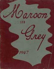 (Custom Reprint) Yearbook: 1947 Union City High School - Maroon and Gray Yearbook (Union City, MI) (Union City High School Union City Mi)