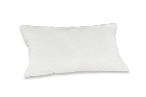 Badenia Bettcomfort 03840620107 Kinderkissen Irisette Bambino 40 x 60 cm weiß