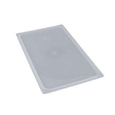 (Cambro 10PPCWSC190 Full-Size Food Pan Seal Cover - Plastic, Translucent)