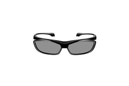 Panasonic VIERA TY-EP3D10UB Passive Polarized 3D Eyewear,...