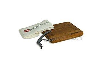 Wusthof 3-Piece Bar Tool and Cutting Board Set