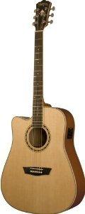 Washburn (ワッシュバーン) WD10 Series WD10SCELH アコースティックギター アコースティックギター アコギ ギター(並行輸入) B00J6VSMFE