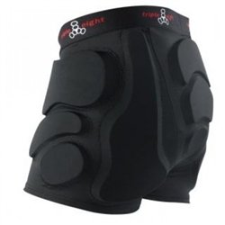 Skate Out Loud Triple 8 Roller Derby Bumsavers| Size:Small
