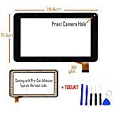 Touch Screen Digitizer Glass Replacement for 7 Inch