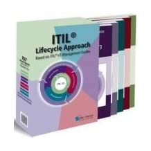 ITIL Lifecycle Approach 5 Volume Boxed Set: Based on ITIL V3 Management Guides