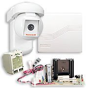 Ademco Honeywell OptiflexPak 6 Channel Interactive Video Security Surveillance System with CCD Camera ()
