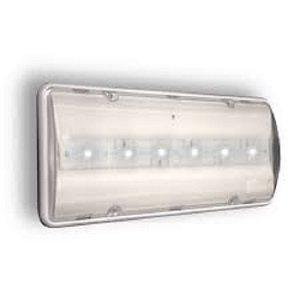 Ova Lampade Emergenza Catalogo.Lampada Emergenza Led 200lm Autonomia 3 Ore Se Ip44 Made In Italy