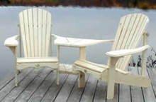 Bear Chair BC950C Cedar Angled Tete-a-tete Kit