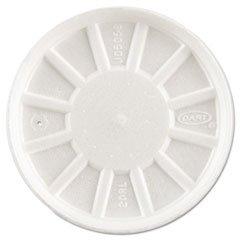 DCC20RL - Dart 20RL Foam Vented Lid - Dart Vented Lid