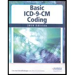 Basic ICD-9-CM Coding